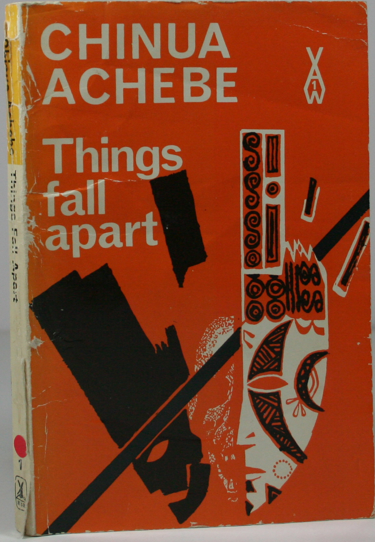 things fall apart by chinua achebe the reason for the title The literary tenor used by achebe to write 'things fall apart,' is the first reason behind the book's  chinua achebe successfully showed that before things.