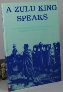 A Zulu King Speaks - Cetshwayo kaMpande - African history