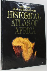Historical Atlas of Africa Atlas