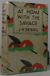 At Home With The Savage - African tribes