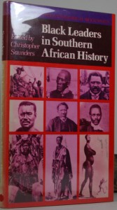 Black Leaders in South African History -  - African history