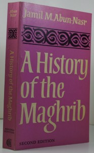 A History of the Maghrib - African tribes