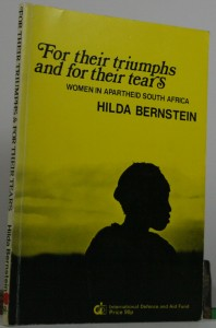 For their triumphs and for their tears - t - Women in Africa
