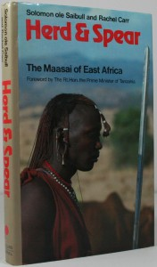 Herd & Spear - The Maasai of East Africa - African tribes