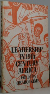 Leadership in 19th Century Africa