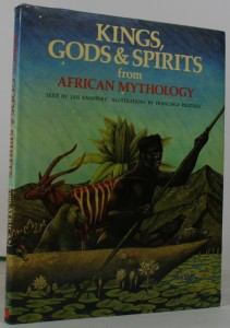 Kings, Gods and Spirits from African Mythology - African myths