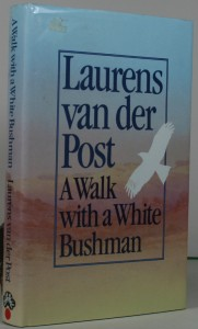 A Walk with a White Bushman - African myths