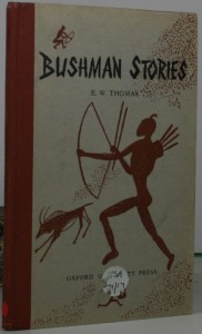 Bushman Stories - African myths