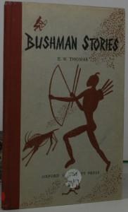 Bushman Stories - African myths