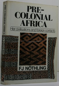 Pre-colonial Africa - African history