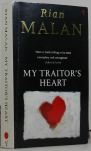 My Traitor's Heart - South African history