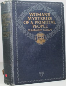 Woman's Mysteries of a Primitive People - Women in Africa
