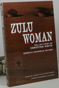 Zulu Woman - women in Africa