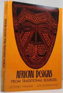 African Designs from traditional sources - African Art