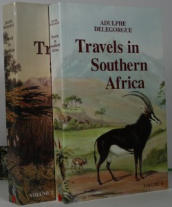 Travels in Southern Africa - African exploration