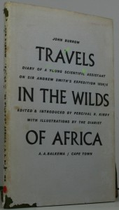 Travels in the Wilds of Africa - African Exploration